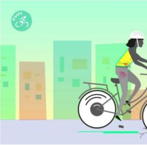 Helite推出B'Safe气囊背心 可在骑手跌倒时提供防护