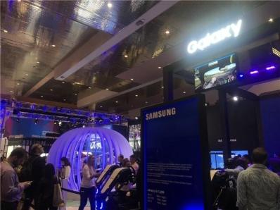 开启未来生活新篇章,三星电子惊艳拉斯维加斯CES展