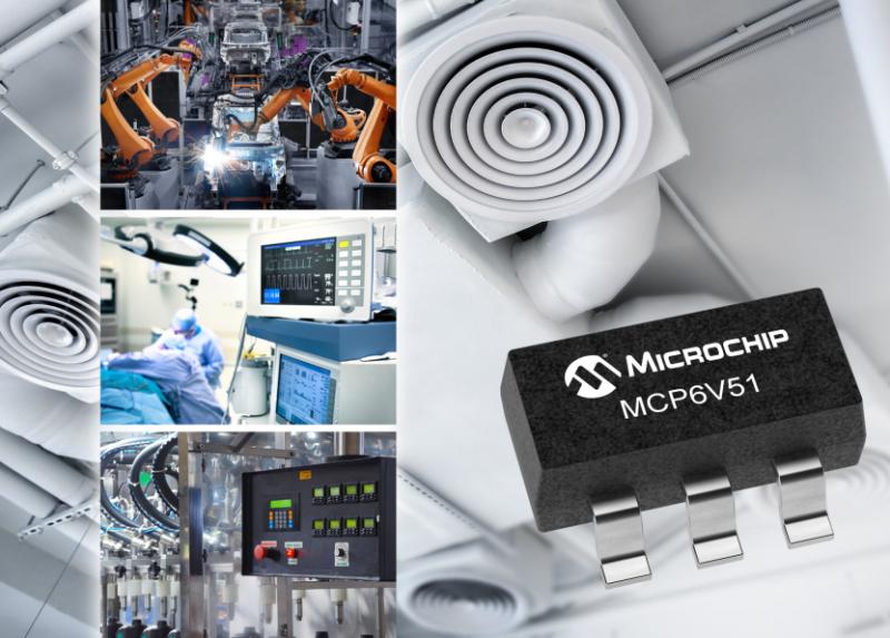 更宽的工作电压,更高精度—新型45V零漂移运算放大器