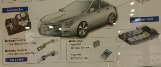 未来的汽车连接器将会是什么样?