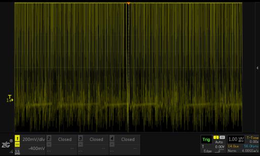 示波器穩定觸發的三個步驟
