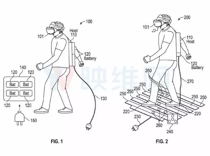 续航时间太短?英特尔为线下大空间VR提出无线充电解决方案