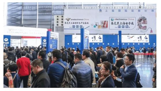 2019慕尼黑上海电子展公布强大展商阵容