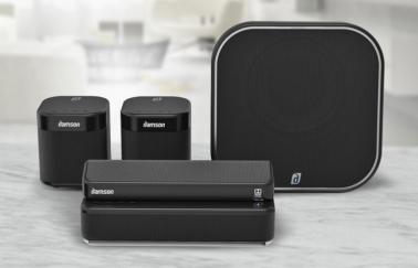 速度至上:ADI助力DAMSON GLOBAL全新无线环绕声系统快速上市
