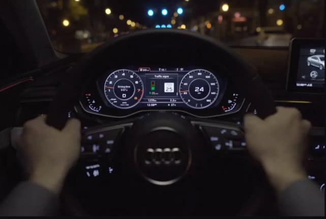 奥迪研发绿灯优化技术 提升用户驾驶体验和舒适度