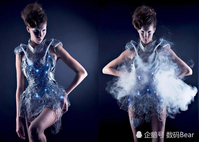 可穿戴设备逐渐成熟 未来科技与时尚会全面结合