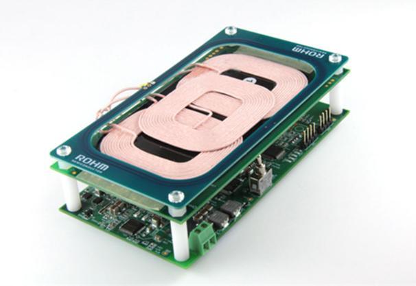 罗姆研发车用级无线充电方案 其整合了近场通信技术