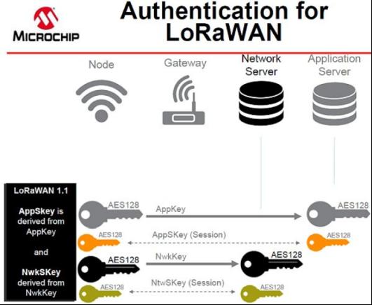 Microchip 安全认证让LoRa技术再无漏洞