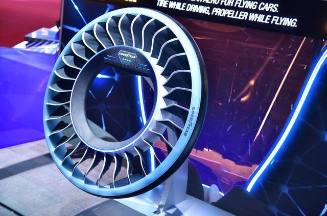 轮胎也要智能化 看看都有哪些黑科技?