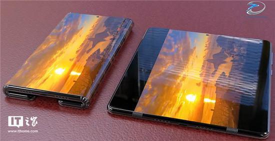 小米折叠屏手机售价将是三星Fold一半
