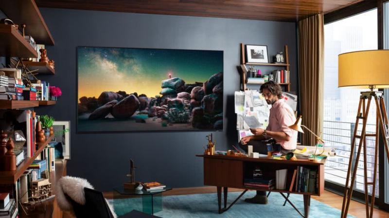 """今年最值得買的大屏高端電視 在家也能""""看電影"""""""