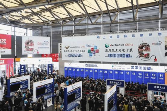 慕尼黑上海电子展与电子生产设备展亮点全收录