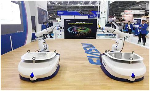 5G能给工业机器人带来什么改变