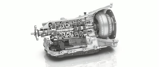 采埃孚8AT变速箱国产在即