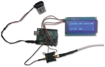 技术文章—如何设计简单、价格低廉的RMS功率计