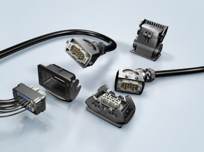 持续驱动创新引擎,Han-Eco® B重载连接器问市