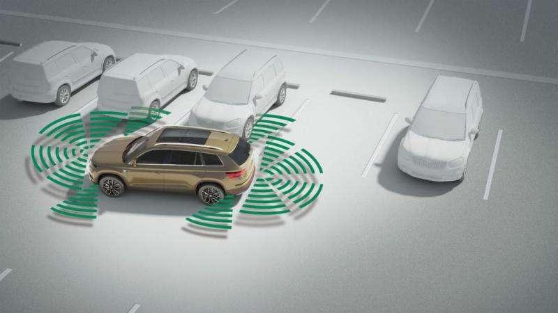 舍弗勒宣布:OmniSteer研究项目获得成功,横向泊车将成为现实