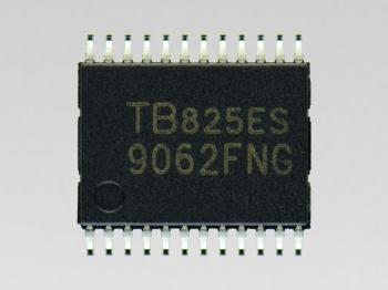 东芝推出车载直流无刷电机无传感器预驱动器IC