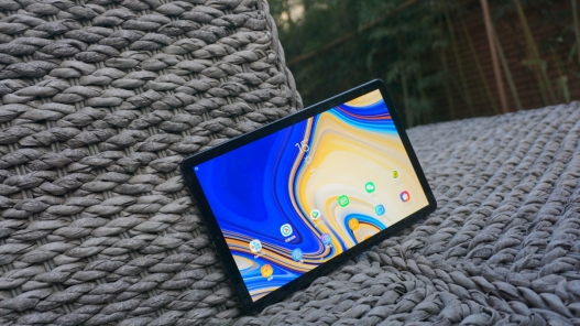 最美人間四月天 攜三星Galaxy Tab S4踏青不負好春光