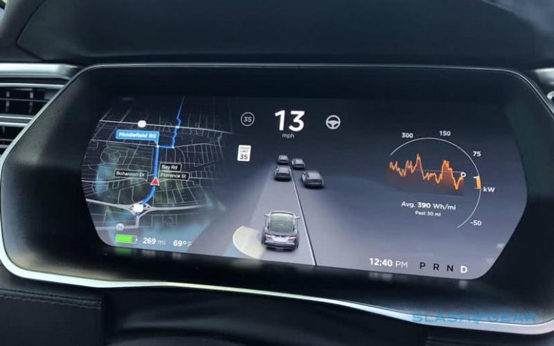 特斯拉刚刚公布2019年首份自动驾驶汽车事故发生率报告
