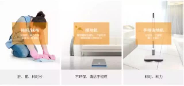 用它给家里来一场清洁革命!创新洗地机器人,深度清洁污渍