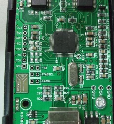 J-link v8固件修复