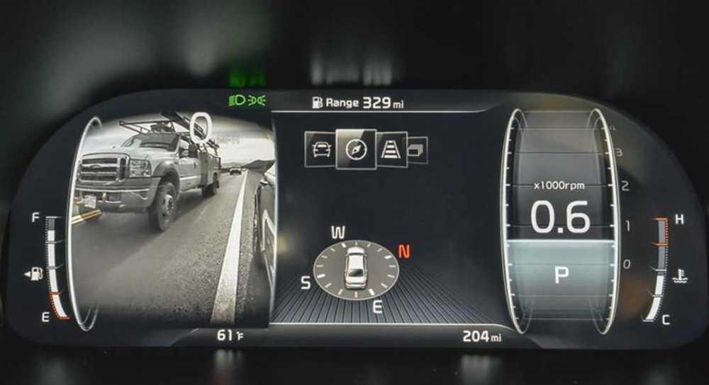 汽车摄像头到底装在哪里?有什么用?读完这篇文章就明白了