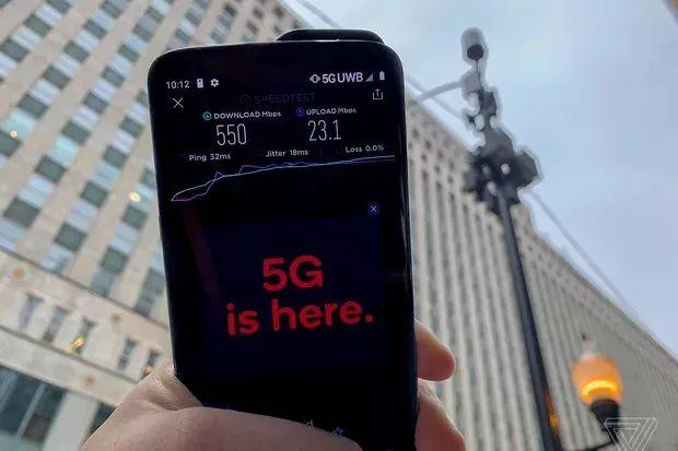 普及范圍有限 美運營商優先在大城市提供5G服務