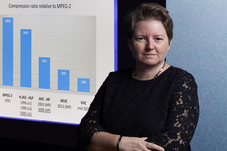 高通Marta Karczewicz博士获欧洲专利局终身成就奖提名