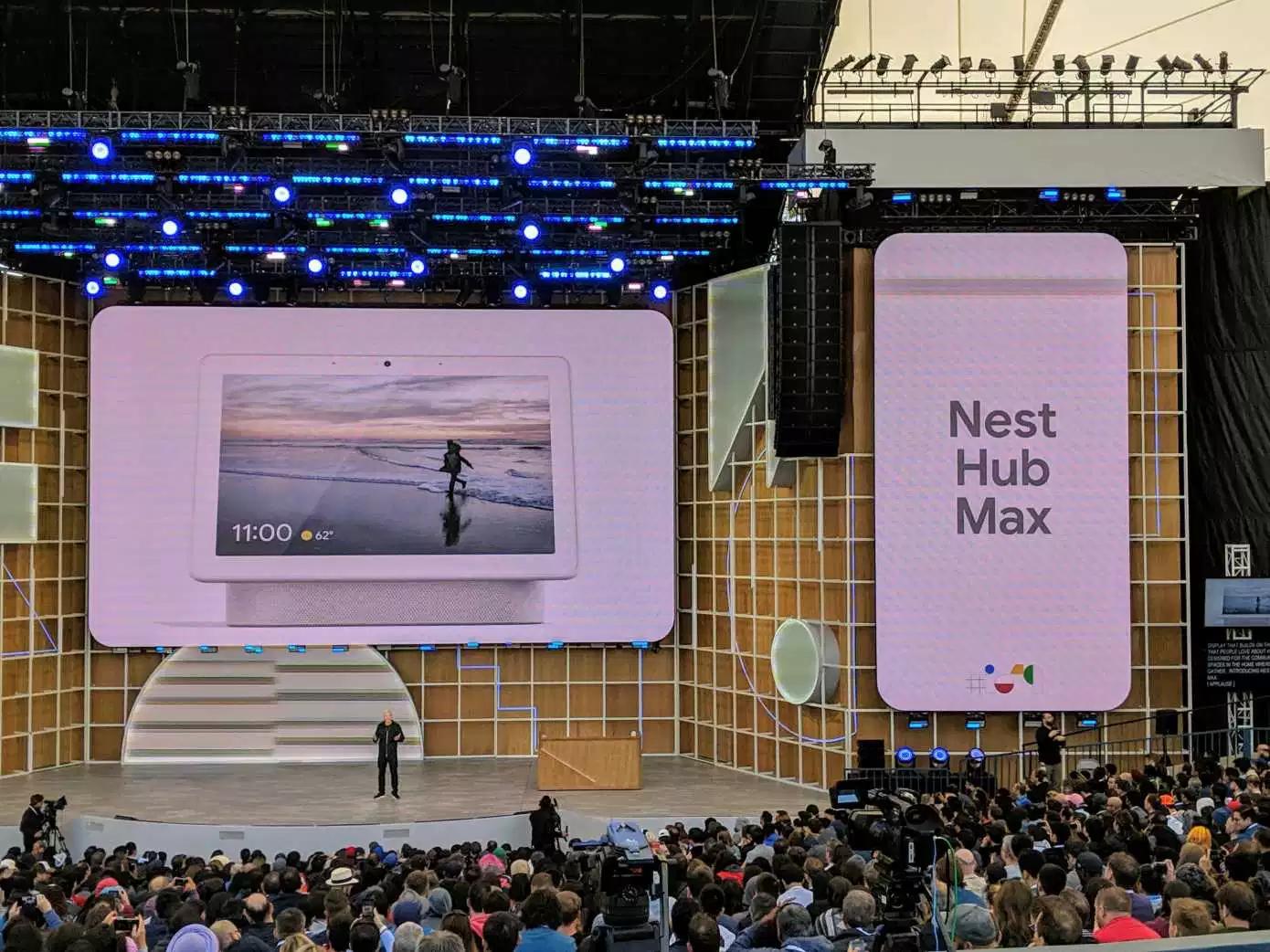 谷歌大屏幕智能音箱究竟有何黑科技,还是百度的跟风产品?