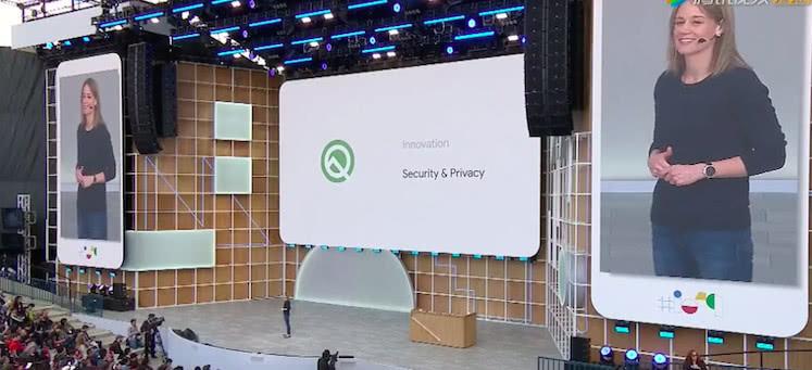 谷歌公布安卓Q全新功能:加入黑暗模式,升级隐私监控