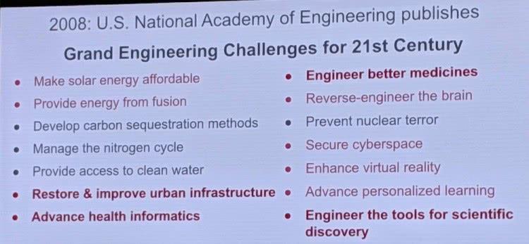 事關人類存亡的14大工程難題,要靠 AI 來搞定了