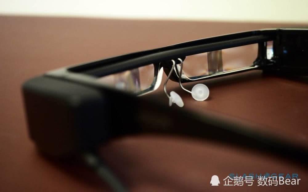愛普生推新AR眼鏡 這次可以連接智能手機