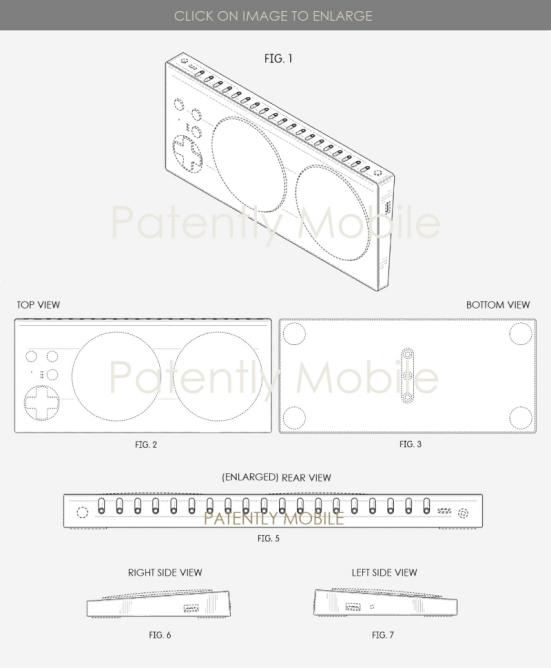 微软新专利:专为残疾人设计的输入设备?