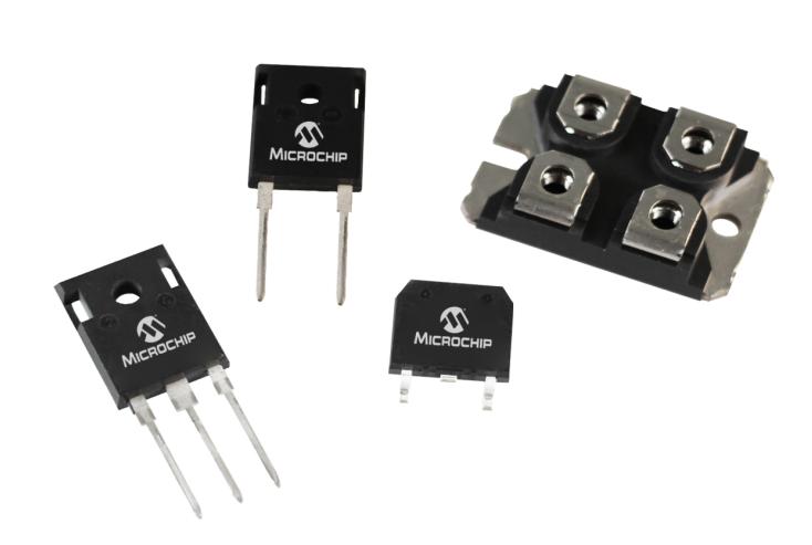 Microchip推出碳化硅產品,助力打造可靠的高壓電子設備