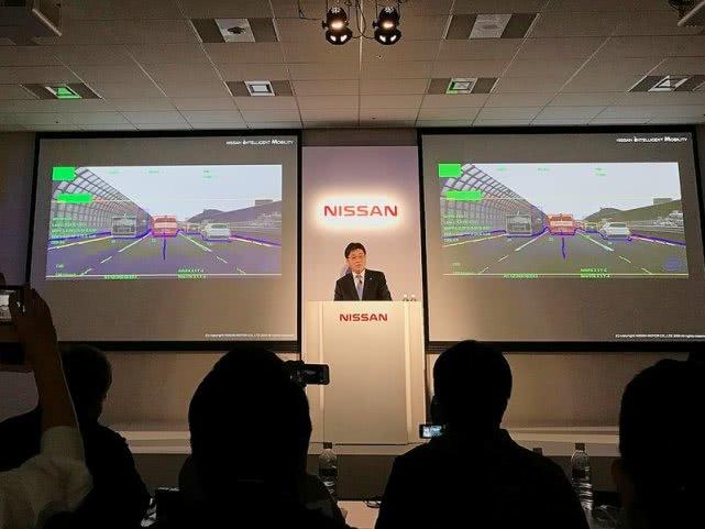 日产研发自动驾驶技术 与特斯拉一样放弃激光雷达