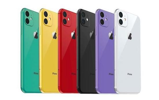 iPhone 11R新配色