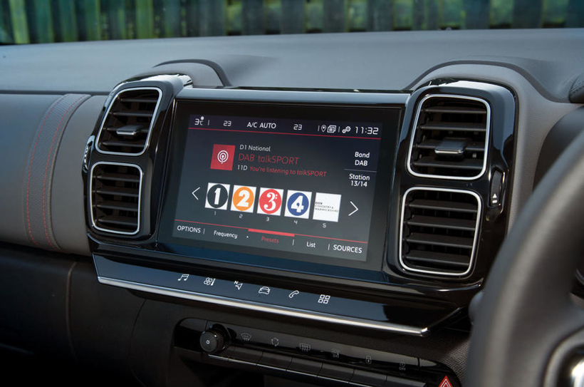 雪鐵龍促進手機與汽車互聯 簡化車載技術