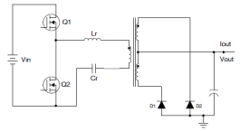 同步整流器控制器提高LLC諧振轉換器的效率