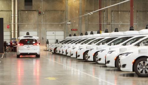 無人出租車市場將決定特斯拉和Uber的未來