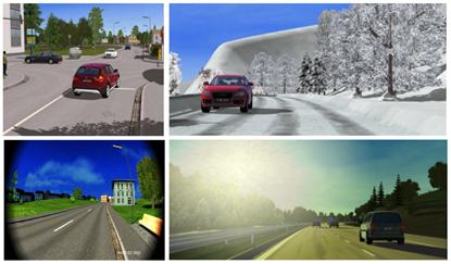 海克斯康模拟仿真技术,让无人驾驶成为可能