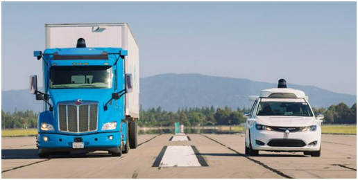 视觉传感器在无人驾驶领域取得技术突破