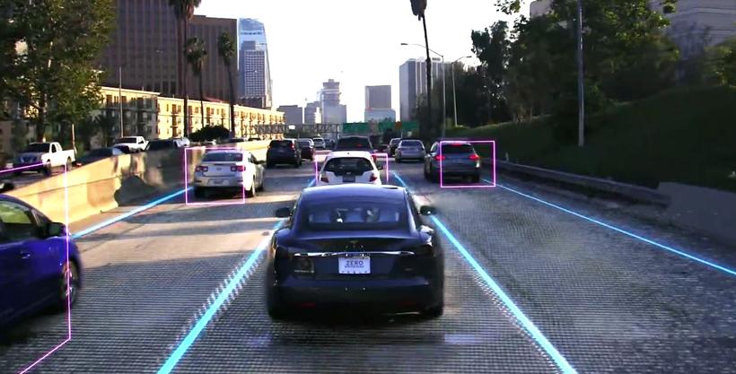 黑科技,前瞻技术,自动驾驶,特斯拉专利,特斯拉自动驾驶专利,特斯拉神经网络处理器错误,特斯拉完全自动驾驶,汽车新技术