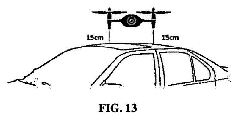 自动驾驶,宝马,专利,无人机洗车,自动驾驶汽车,传感器