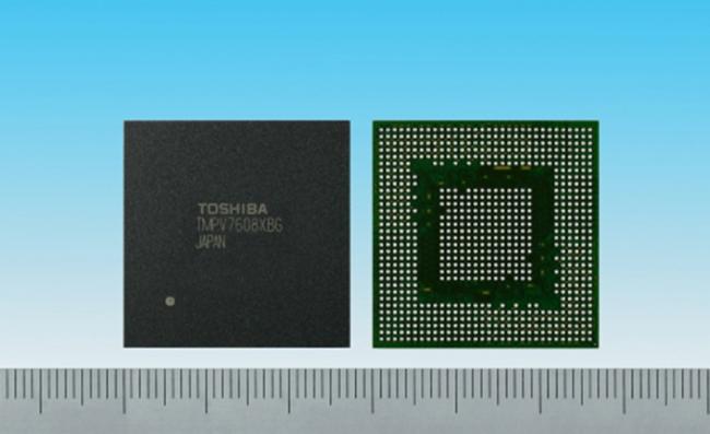 搭载东芝高级图像识别处理器的丰田Alphard/Vellfire荣获日本预防安全性能最高奖项