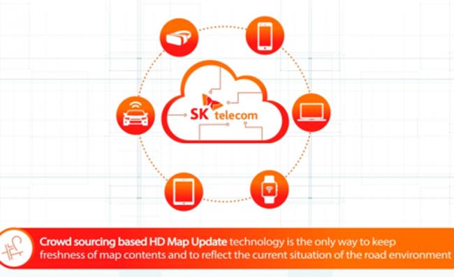 地平线赋能SK电讯众包高精地图更新方案,将于年内大规模部署