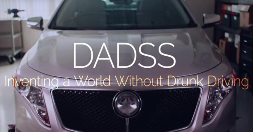 基于呼吸/触摸的技术测量驾驶员血液酒精浓度 防止醉酒驾驶
