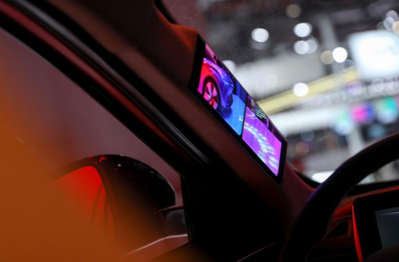 合众汽车,PIVOT,智能座舱系统
