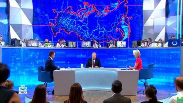 普京谈美国打压华为,意在抑制中国发展
