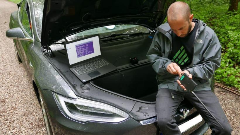 以色列网络安全公司研究显示 特斯拉Model S/3车型易受GPS欺骗攻击